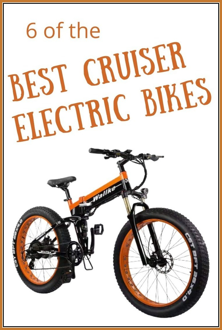 Best cruiser electric bike for men and women