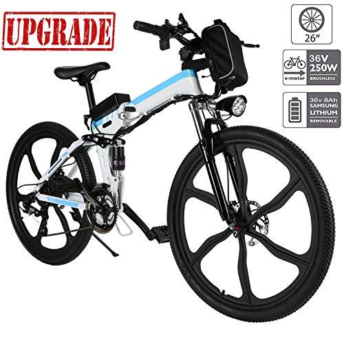 Aceshin 26 electric mountain bike