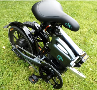 fiido d2 folding electric bike review