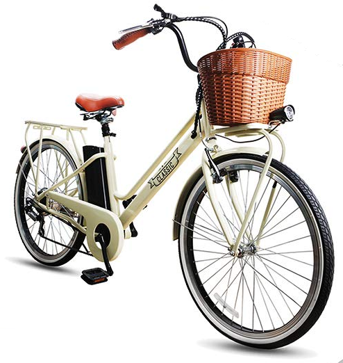 Nakto camel electric bike