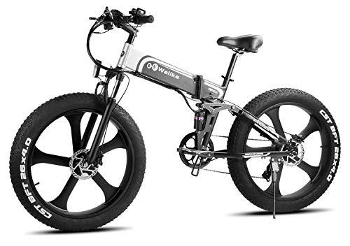 WALLKE folding aluminum electric bike