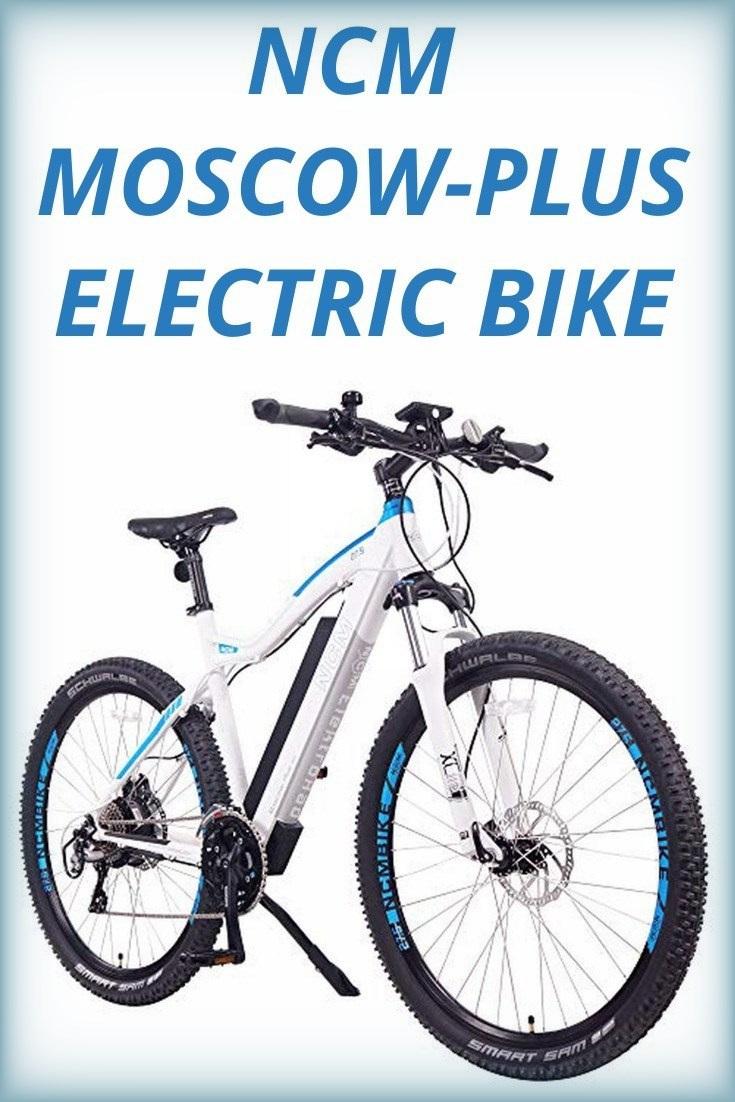 NCM Moscow-Plus Electric Bike